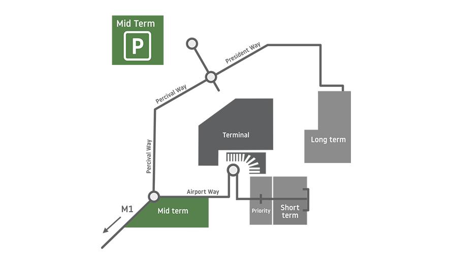 Luton airport parking blog medium term car park m4hsunfo