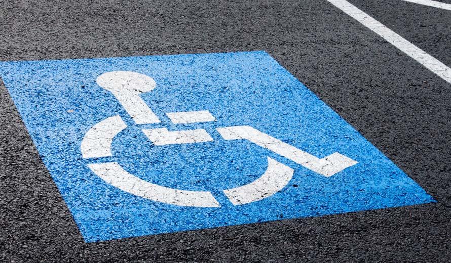 Disabled Car Parking