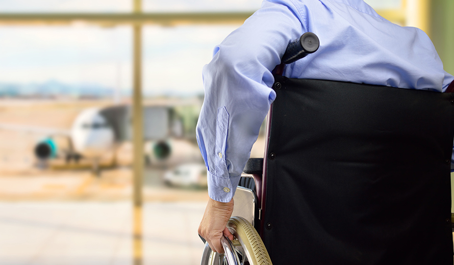 Disabled Passenger Escort