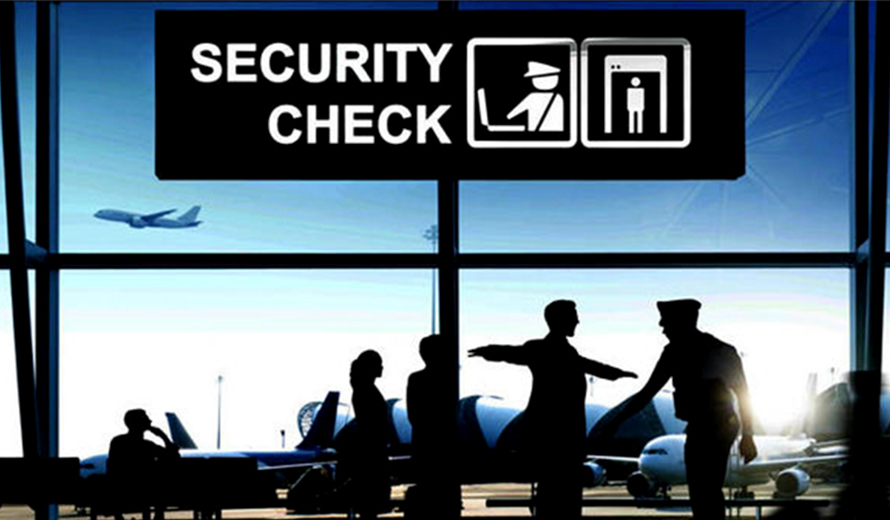 Luton Airport Security Checks