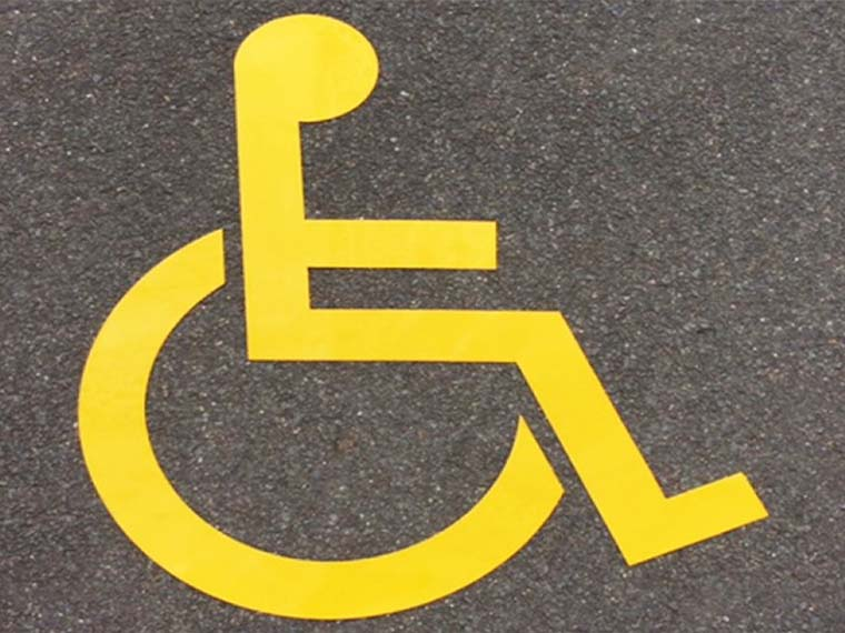Disabled Parking at Luton Airport