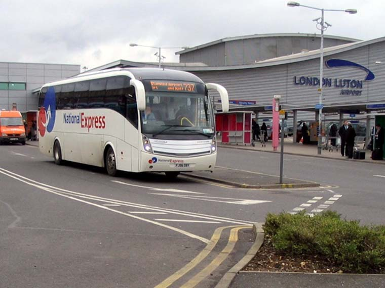 Luton Airport Coach & Bus Services