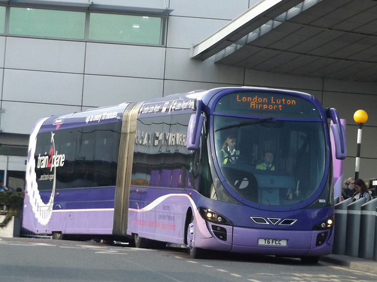 Luton Airport Transport Service