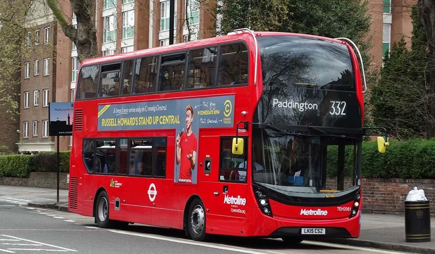 Metroline Coach Service