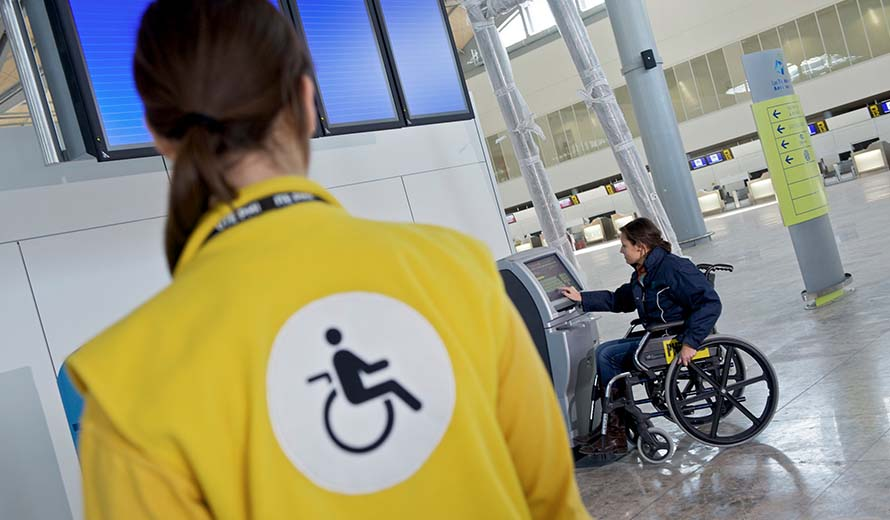 Special Services for Disabled Customers