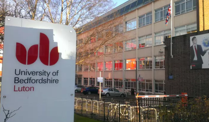 University of Bedfordshire, Luton Campus